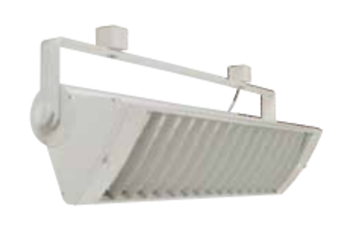120V Compact Fluorescent Track Light CTPL2X40