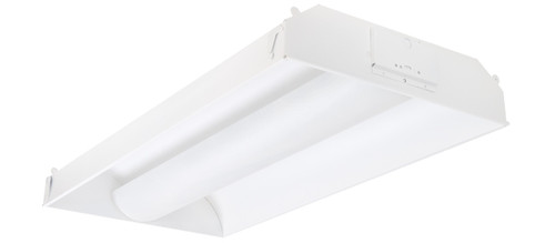 Commercial Curve Recessed Fluorescent Ceiling Light -CRV Series