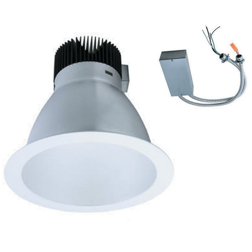 "120V 8"" Recessed Dimmable LED Commercial Architectural Down Light - AL"