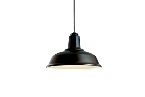 industrial grade 12 u0026quot  warehouse pendant light