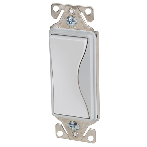 Aspire Single Pole Light Switch ASP-9501