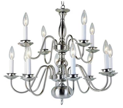Traditional 10 light williamsburg chandelier aqlighting 10 light williamsburg chandelier 10101pb 10 light williamsburg chandelier 10121bn aloadofball Image collections