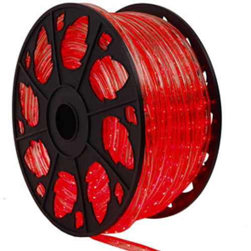 red led rope light kit 150ft spool aqlighting. Black Bedroom Furniture Sets. Home Design Ideas