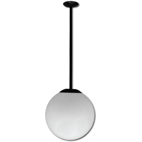 120V 60W Drop Down Ceiling Globe Light - D7500 - DABMAR