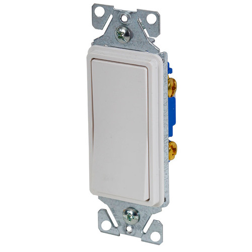 3 Way Decorator Wall Switch 7503 By Cooper Wiring Devices - 3 Way Switch Options