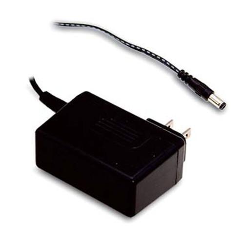 12V 40w DC Slim Plug In Transformer - SGA40U - Meanwell