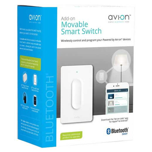 App Controlled Bluetooth Movable Smart Switch