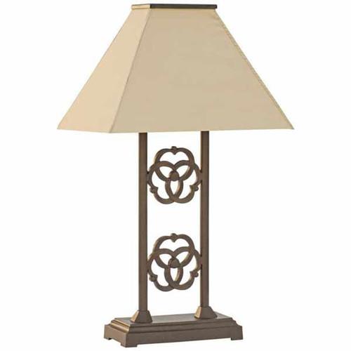 High End Outdoor Solar Table Lamp Renaissance By Terra