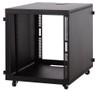 12U SOHO Server Cabinet - No Doors