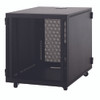 12U SOHO Server Cabinet With Perforated Front and Rear Doors