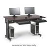 "Training Table / Classroom Desk 60"" W x 30"" D - African Mahogany"