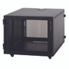 8U SOHO Server Cabinet With Perforated Front and Rear Doors