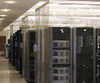 Data Center Pre-configured Vinyl Strip Curtain Doors - 8' & 10' High