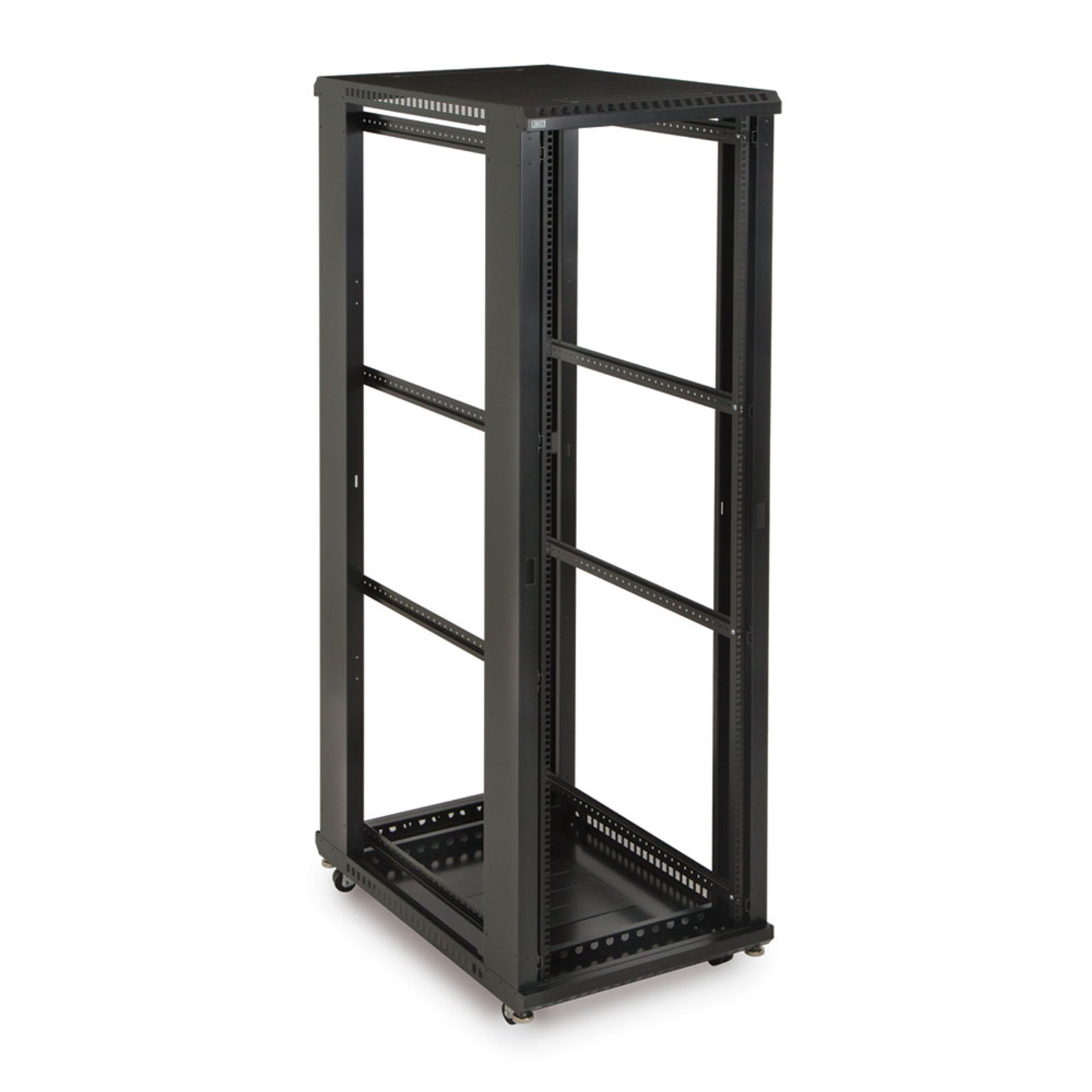 42u Linier Server Cabinet Open Frame No Doors 36 Depth 19 Rack