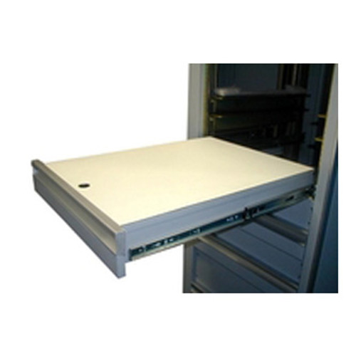 Server Rack Pull-Out Storage Drawer
