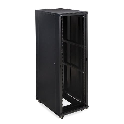 """37U LINIER Server Cabinet - No Doors - 36"""" Depth, 19"""" Rack Mount"""