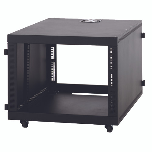 8U SOHO Server Cabinet - No Doors