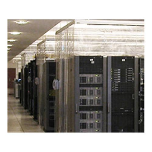 Data Center Air Management Rigid Amp Vinyl Air Containment