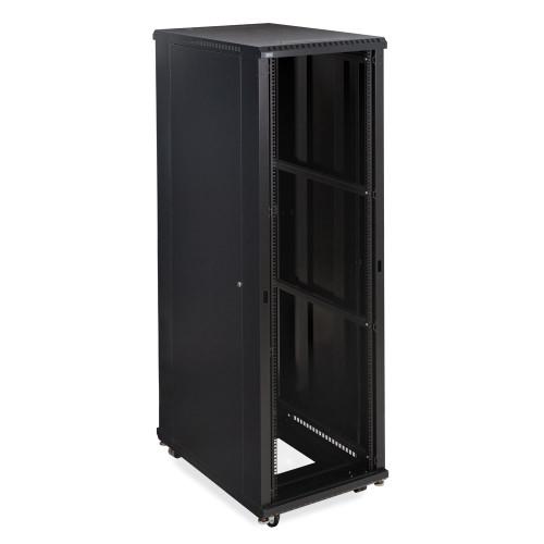 """42U LINIER Server Cabinet - No Doors - 36"""" Depth, 19"""" Rack Mount"""