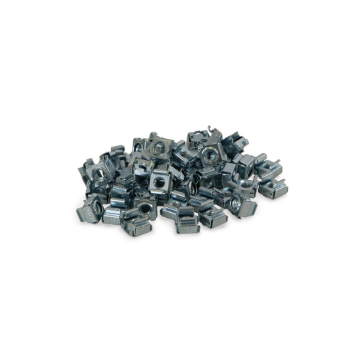 M6 Cage Nuts - 50 Pack