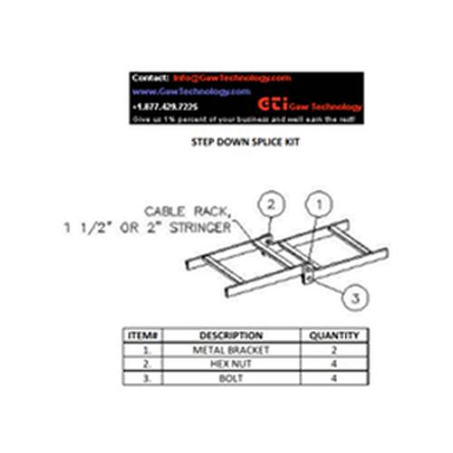 Step Down Splice Kit