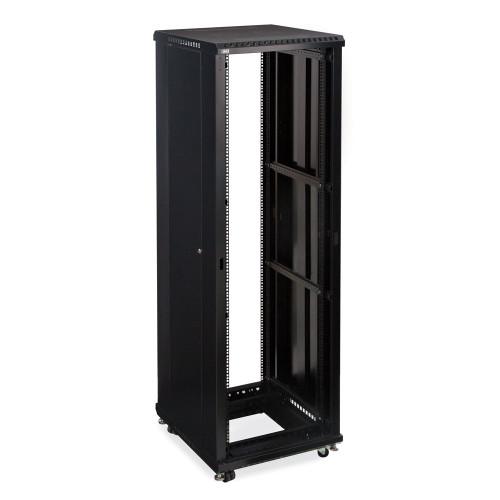 """42U LINIER Server Cabinet - No Doors - 24"""" Depth, 19"""" Rack Mount"""
