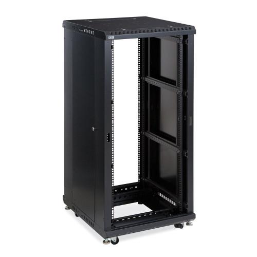 """27U LINIER Server Cabinet - No Doors - 24"""" Depth, 19"""" Rack Mount"""