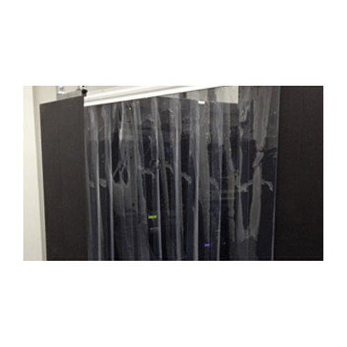 Data Center Pre Configured Vinyl Strip Curtain Doors