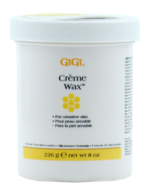 GiGi Microwave Cream Wax