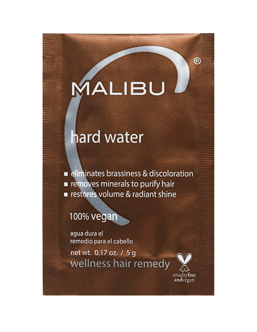 Malibu C Hard Water Wellness Remedy Treatment
