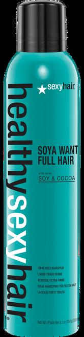 Big Sexy Hair Soya Want Full Hair Firm Hold Hairspray