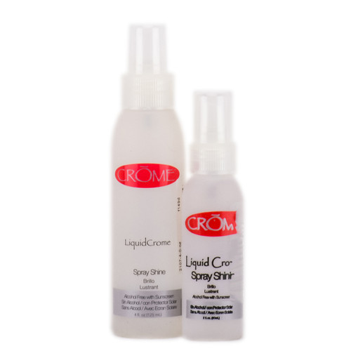 Crome LiquidCrome Spray Shine