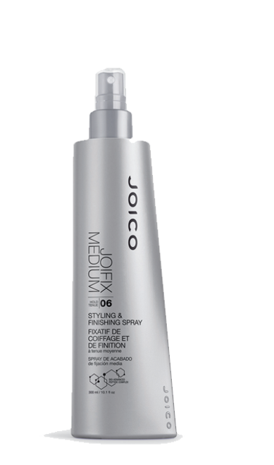 Joico JoiFix Medium Non-Aerosol Styling and Finishing Hairspray