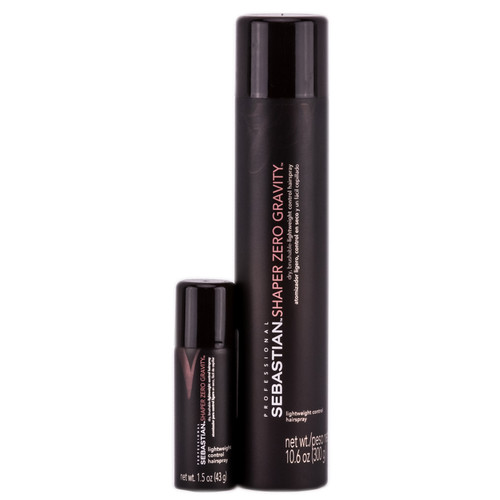 Sebastian Shaper Zero Gravity Weightless Hairspray