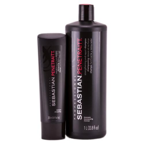 Sebastian Penetraitt Strengthening Shampoo
