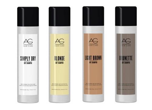 AG Dry Shampoos