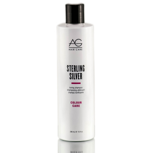 AG Colour Care Sterling Sliver Toning Shampoo