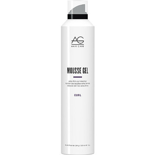AG Curl Extra Firm Mousse Gel