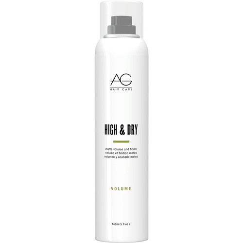 AG Volume High and Dry Matte Volume and Finishing Spray