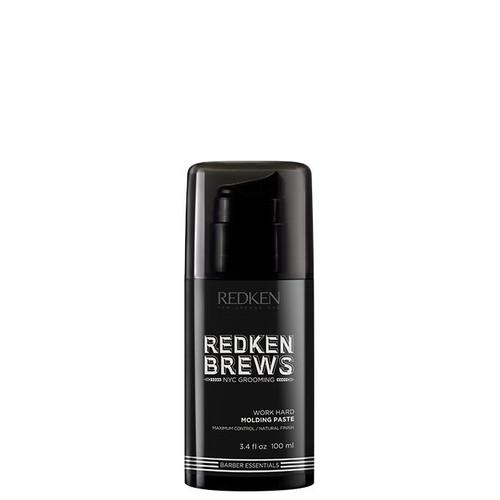 Redken Brews For Men Work Hard Molding Hair Paste