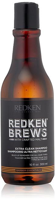 Redken Brews For Men Clean Brew Extra Clean Shampoo
