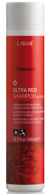 Lakme Teknia Ultra Red Shampoo