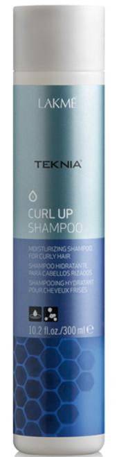 Lakme Teknia Curl Up Moisturizing Shampoo