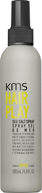 KMS Hair Play Sea Salt Texturizing Spray