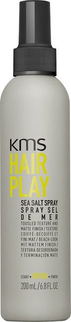 KMS Hair Play Sea Salt Texturizing Spray