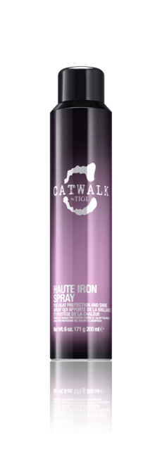 TIGI Catwalk Haute Iron Thermal Protectant and Shine Spray