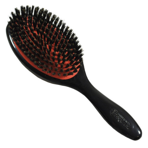 Denman D82L Large 100% Natural Boar Bristle Grooming Brush