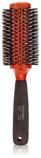 Elegant Round Porcupine Brush Large