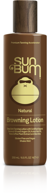 Sun Bum Natural Browning Lotion