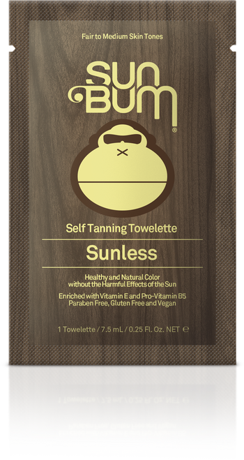 Sun Bum Sunless Self tanning Towelette